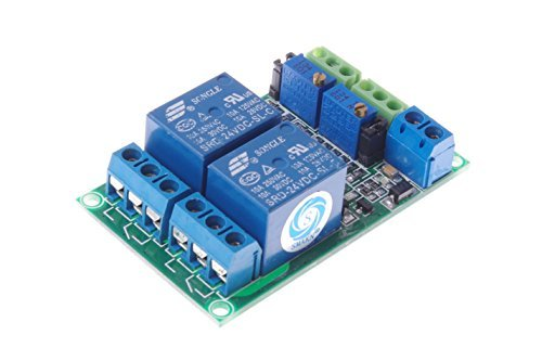SMAKN® DC 24V 2-Channel Voltage Comparator LM393 Comparator Module by SMAKN