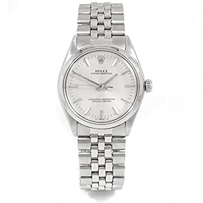 Rolex Oyster Perpetual automatic-self-wind mens Watch 1002 (Certified Pre-owned)