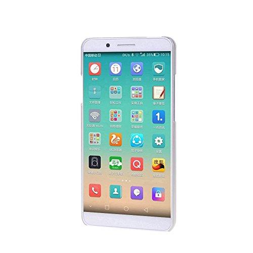 Huawei Honor 7i Funda,COOLKE [005] Moda PC Difícil Carcasa Protectora Tapa Case Cover Para Huawei Honor 7i 018
