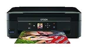 Epson Expression Home XP-332 - Impresora inyección de tinta multifunción (WiFi | USB 2.0, Cartuchos independientes, LCD de 3.7cm), color negro