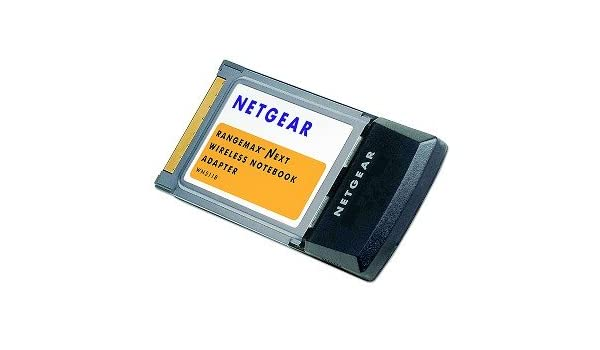 NETGEAR WN511B WINDOWS VISTA DRIVER
