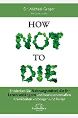 How Not to Die Hardcover