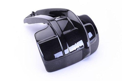 Bestem CBBM-R12GS-SPGD Carbon Fiber Rear Splash Guard Hugger for BMW R1200 GS / Adventure 2004 - 2012
