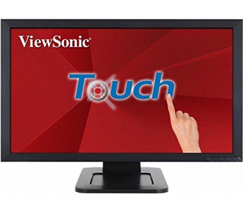 ViewSonic TD2421 24'' 1080p Dual-Point Optical Touch Screen Monitor HDMI, DVI by ViewSonic