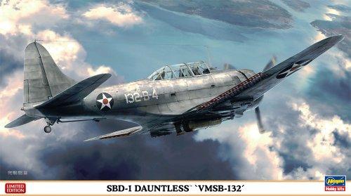 Hasegawa 9953 1/48 SBD-1 Dauntless