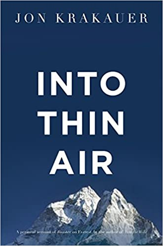 Image result for into thin air