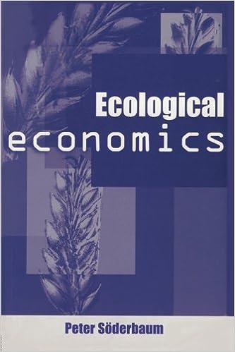 Amazon syttyy lataamaan kirjoja Ecological Economics: Political Economics for Social and Environmental Development Suomeksi PDF DJVU