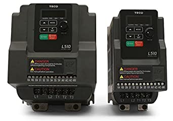 Teco Variable Frequency Drive 1 2 Hp 230 Volts 3 Phase