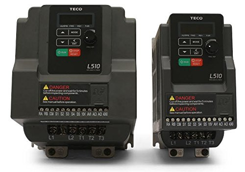 Teco Variable Frequency Drive, 2 HP, 230 - 3 Phase Single Phase Shopping Results