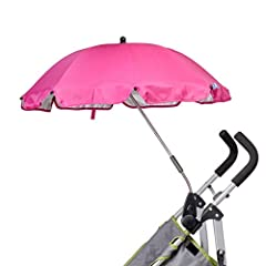 A-baby sun protection umbrella,Rainproof umbrella       B-style - straight umbrella       C-Easy to use: one-button installation, one-button removal       D-round umbrella beads: good stability effect, fully protect the human body     ...