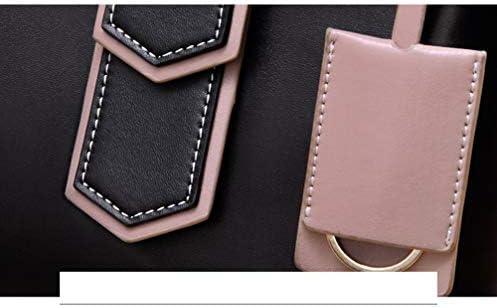 SNUA Borsa alla moda ed elegante, mini tracolla, borsa messenger versatile, grande capacità, adatta per lo shopping di lavoro