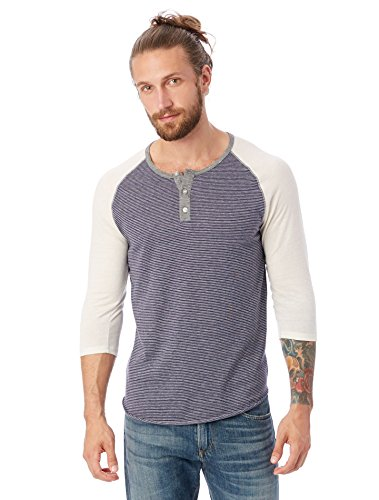 Cotton 3/4 Sleeve Raglan - 7