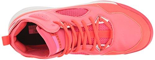 Adidas Performance Womens Irana 2 Cross-trainer Scarpa Pop / Shock Rosso / Bianco