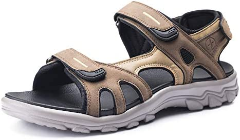 Men/Women's Sandals, Adjustable Straps with Arch Support Open Toe for Outdoors Size 7-13