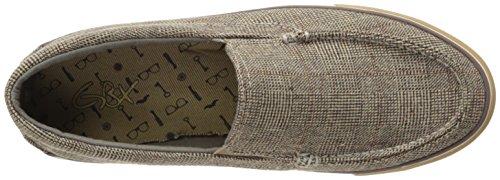 Gbx Mens Grafton Fashion Sneaker Brown