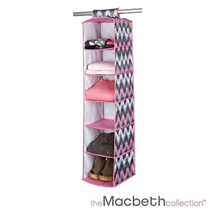 Amazoncom Macbeth Collection Joni St Moritz 6Shelf Hanging