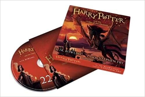Harry Potter and the Order of the Phoenix Harry Potter 5