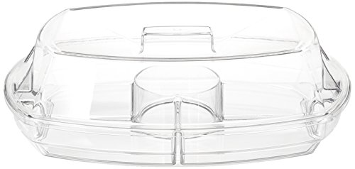 Prodyne SB-5 Flip-Lid Appetizers On Ice, 15