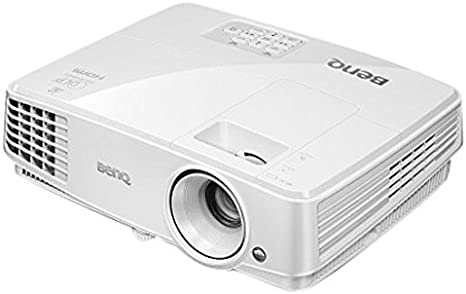 BenQ MX528 - Proyector DLP, Color Blanco: Amazon.es: Electrónica