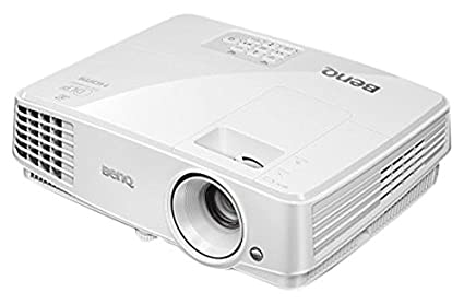 BenQ MX528 - Proyector DLP, Color Blanco