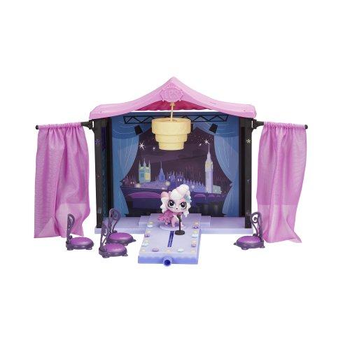 Littlest Pet Shop Let's Start The Show Style Set