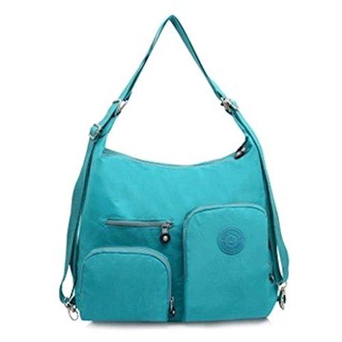 Bobo - Mochila niña Mujer verde azulado