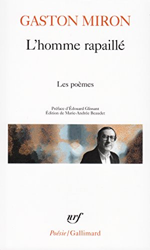 Homme Rapaille (Poesie/Gallimard) (English and French Edition)