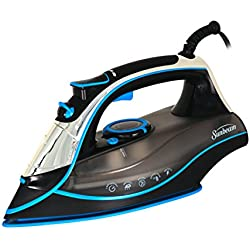 Sunbeam AERO Ceramic Soleplate Iron with Dimpling and Channeling Technology, 1600W