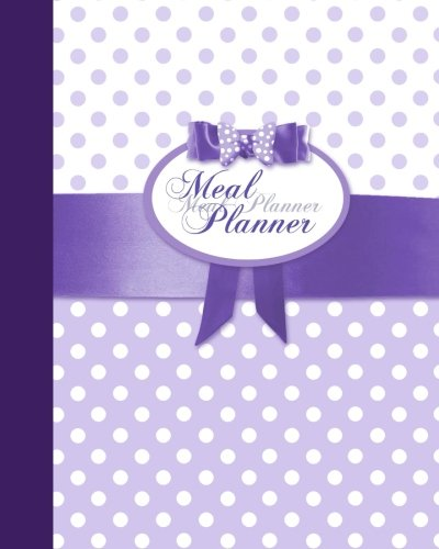 Meal Planner Softback Spacious Planners product image