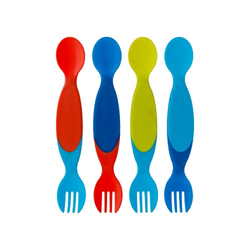 First Years Toddler Utensils Colors