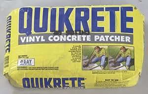 Quikrete Vinyl Concrete Patcher Bag 40 Lbs Wall Surface