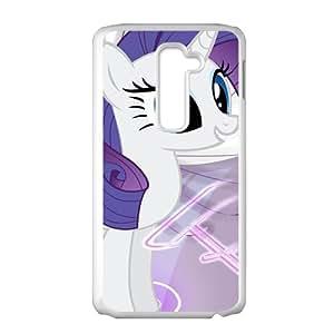 Lovely white cat Cell Phone Case for LG G2