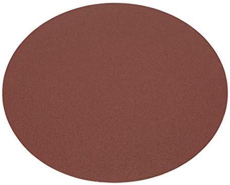 Clarke Lot de 5 disques abrasifs Grain 80 305 mm pour CDS300B