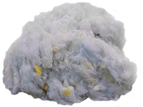 5kg Weiche PES Füllwatte Bastelwatte Stopfwatte Füllmaterial Plüschtiere Kissen