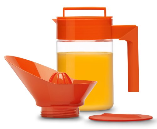 Takeya Orange Juice Maker, Orange, 24-Oz.