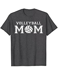 Volleyball Mom game day t-shirt