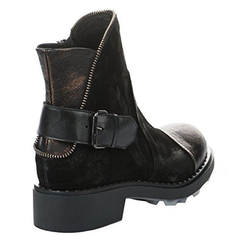 Miglio Noir Miglio Femme Boots Boots 57zRwxqw