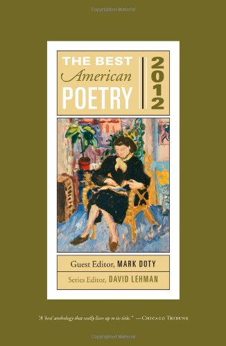 The Best American Poetry 2012: Series Editor David Lehman