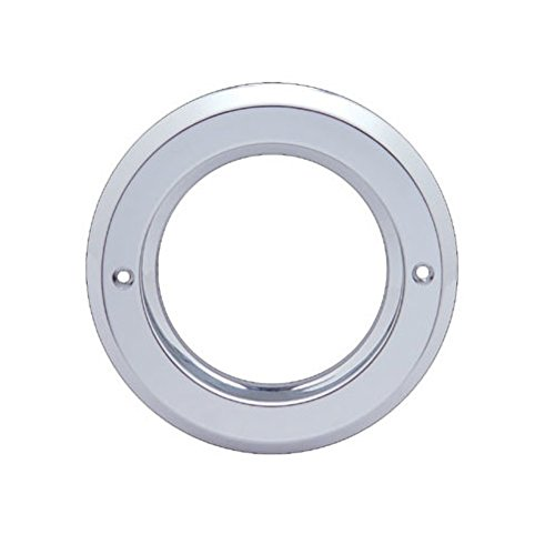 Round Chrome Bezel / Covers 2.5