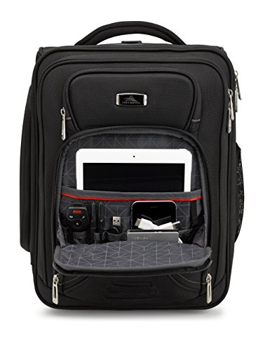 ed748aad14cf Amazon.com  High Sierra Endeavor Wheeled Underseat Carry-On