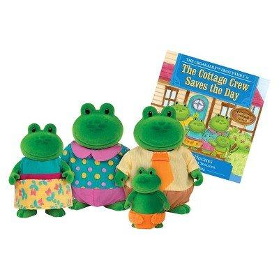 Li'l Woodzeez Family - Frogs