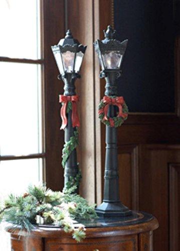 Set of 2 Victorian Inspirations LED