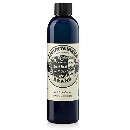 Beard Mountaineer Brand All Natural shampoo