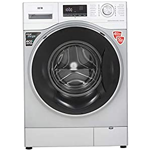 IFB 8kg 5 Star Fully-Automatic Front Loading Washing Machine (Senator WXS, Silver, 3D Wash Technology,Aqua Energie,Anti…