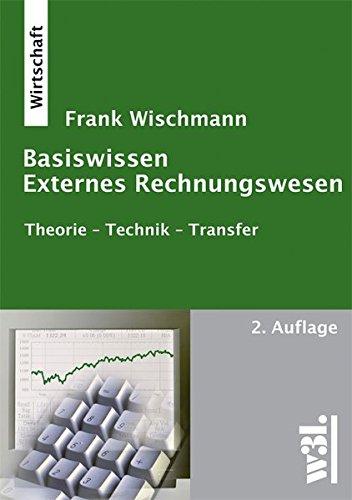 Download Basiswissen Externes Rechnungswesen pdf epub