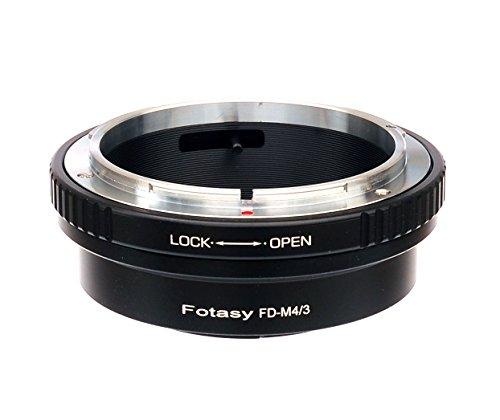 Fotasy AMFD Canon FD FL Lens to Micro Four Thirds M43 MFT System Camera Mount Adapter