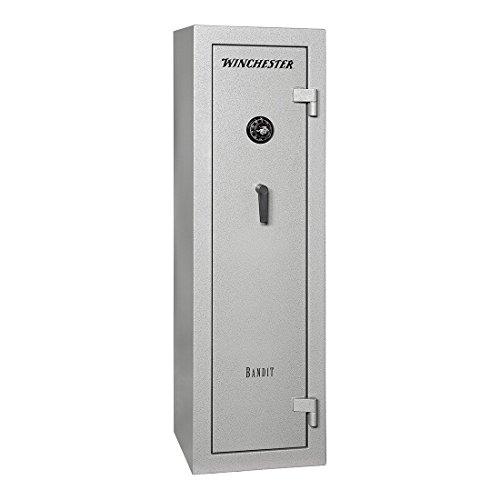 Winchester Safes B-6018F1-10-11-M Bandit 10 Gun Safe with Mechanical Lock