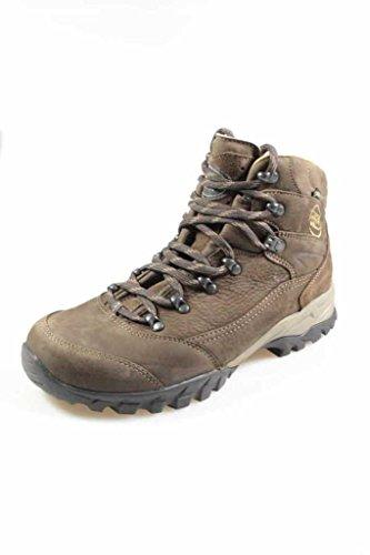 Meindl 5249-46, Scarponcini da camminata ed escursionismo uomo Marrone (marrone)