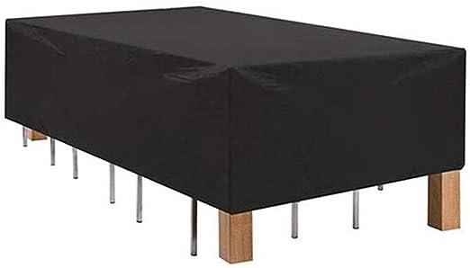 ASDFGHT Funda Mesa Jardin Funda Protectora for Muebles De Jardín Utilizado for Aire Acondicionado Sofá Anticongelante Protección contra La Nieve 2 Colores Tamaño Personalizable: Amazon.es: Hogar
