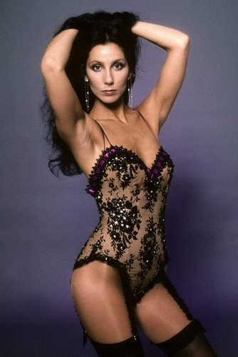 Cher 11x17 Mini Poster